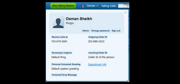 Make more calls per rep.