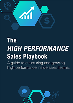 [New eBook] The High Performance Sales Playbook