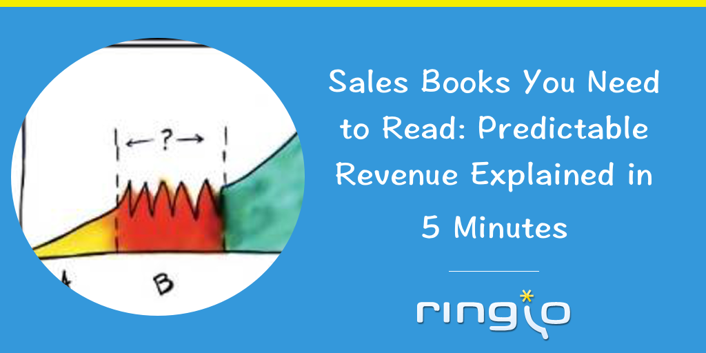 Sales Books You Need to Read: Predictable Revenue Explained in 5 Minutes