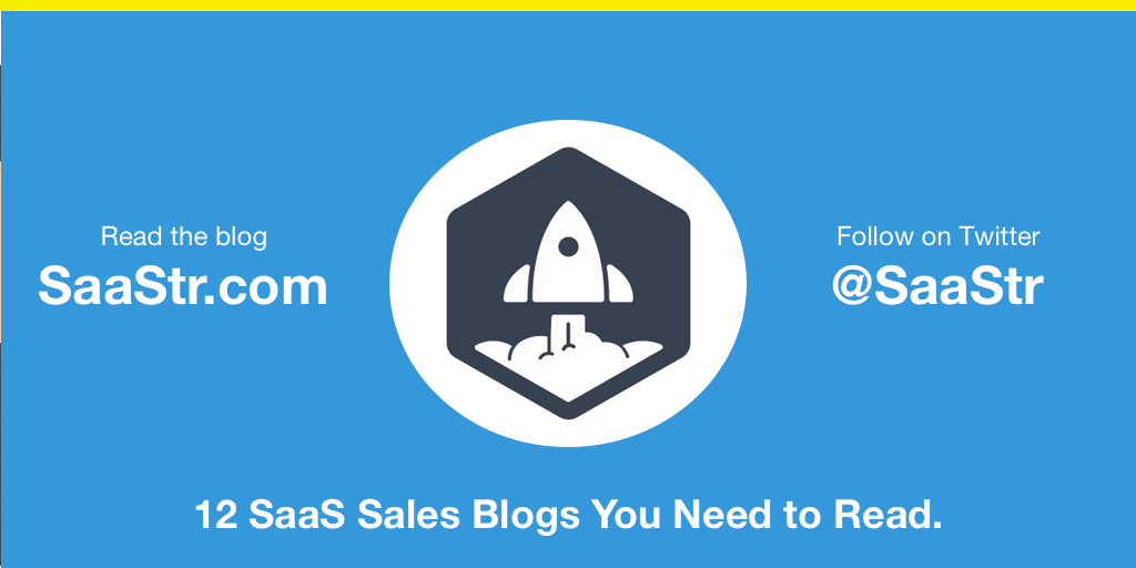 12 SaaS Sales Blogs You Need to Read